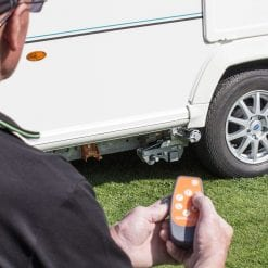 Purpleline E-go Titanium Lightweight Caravan Mover - chameleondirect.co.uk