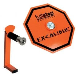 Purple Line Excalibur Frl100.cb High Security Receiver Wheel Lock - chameleondirect.co.uk