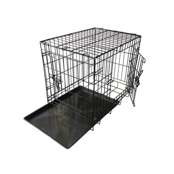Pet Transport Dog Cage for Car | 30""