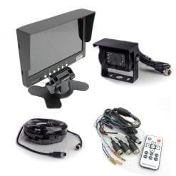 Ic360 7″ Tft Monitor With Reversing Camera - chameleondirect.co.uk
